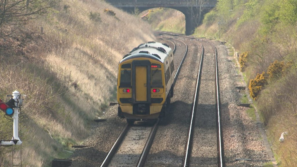 Campaign launched to improve rail networks in the north-east.