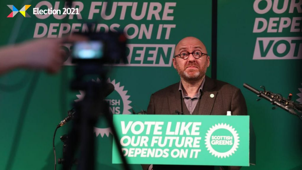 Scottish Greens: The party has pledged to improve conditions for staff in the hospitality industry.