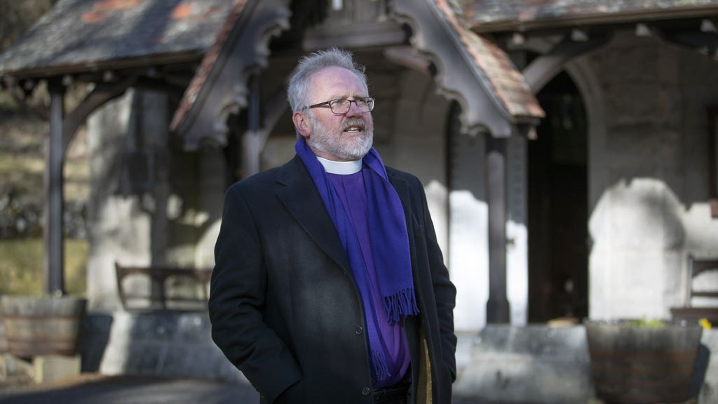 Church: Reverend Kenneth MacKenzie is the minister of the Parish of Braemar and Crathie and domestic chaplain to the Queen.
