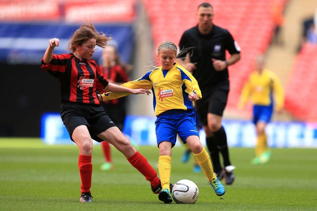 Football: Teenage girls more likely to suffer concussion.