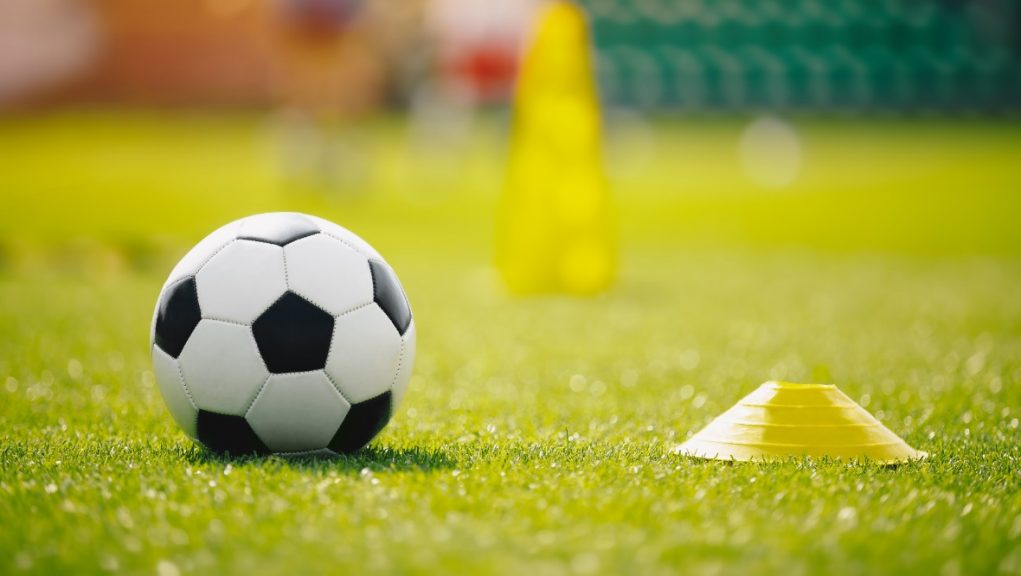 Disturbance: Four men injured following incident at school football park.