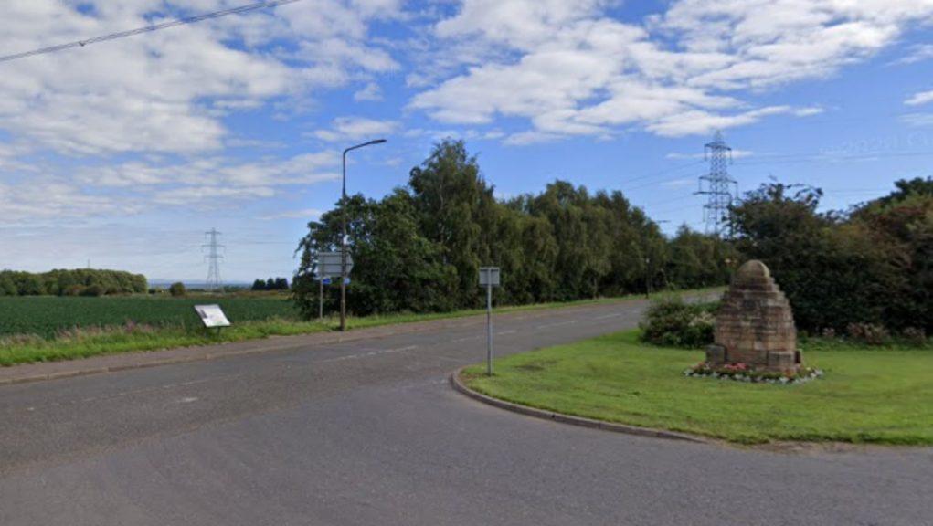 Battle of Prestonpans memorial.