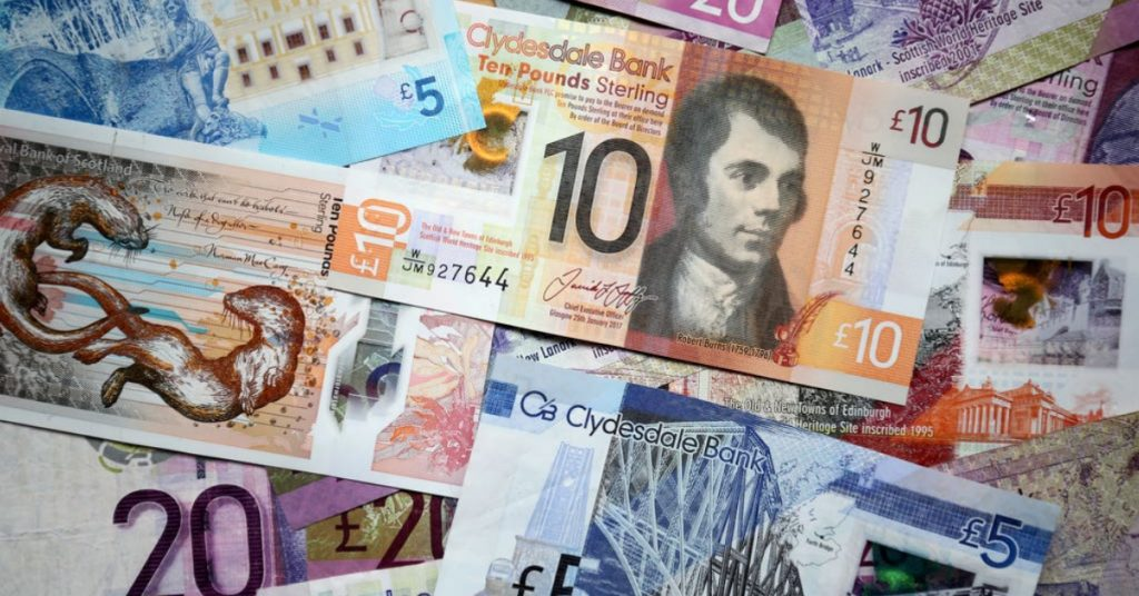 Scotland's GDP rose by 0.9% in February, the Scottish Government estimates.