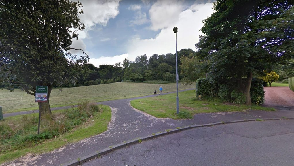 Girl was assaulted as she walked through Davidson's Mains Park in Edinburgh.