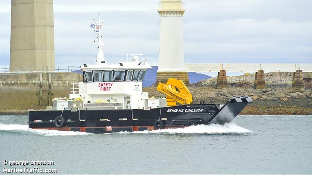 The vessel transfer had not been properly risk assessed, said the MAIB.