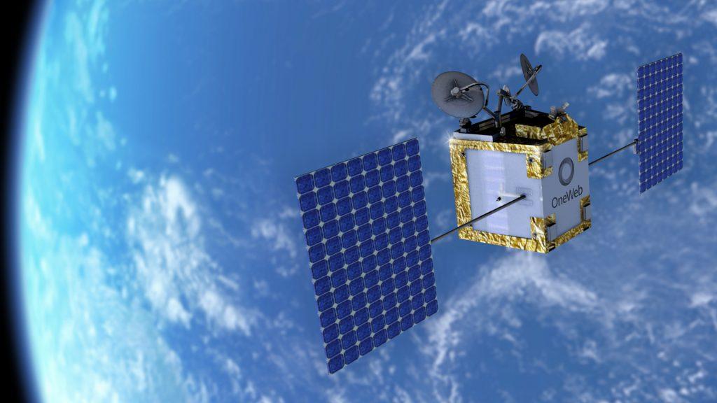 New 'beam-hopping' satellites .