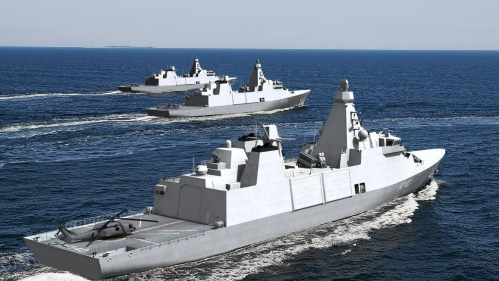 Imenco UK: The firm will provide CCTV systems for the warships.