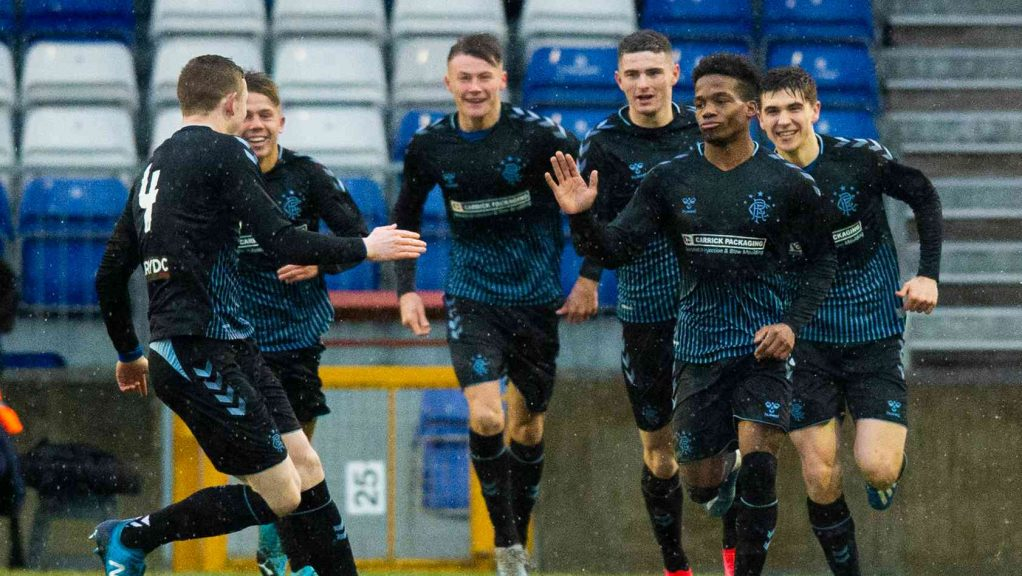 Colts teams already participate in the SPFL Challenge Cup.