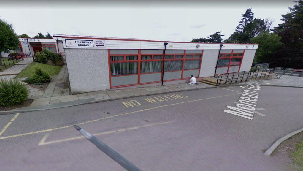 Aberdeen: Milltimber Primary School.