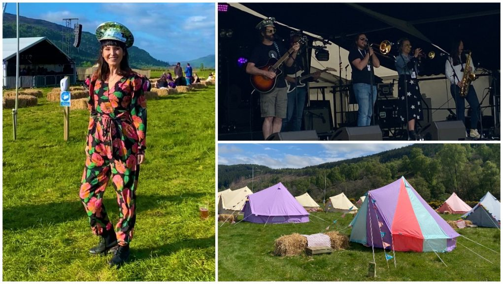 Festivals: Laura Boyd looks back at her first festival since lockdown eased.