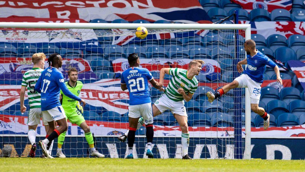 Kemar Roofe scored twice as Rangers stayed unbeaten.