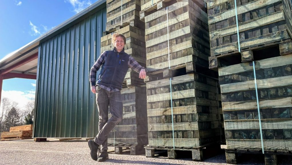 WoodBlocX: The Dingwall-based firm makes innovative kits for building raised beds and landscaping gardens.