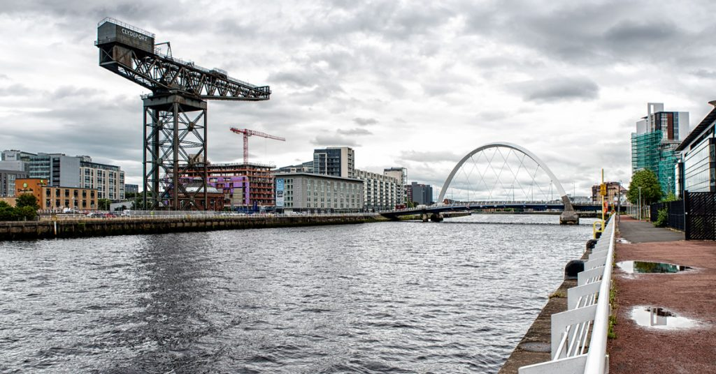 The River Clyde and roads around the SEC will be closed ahead of the conference.