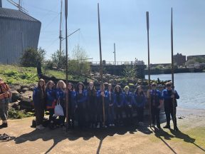 The Polar Academy charity have had to postpone their planned trip to Greenland.