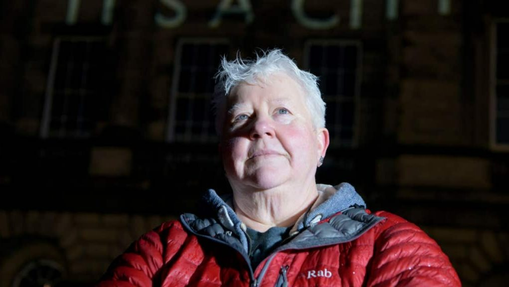 Crime writer: Val McDermid's The Distant Echo will be adapted for ITV.
