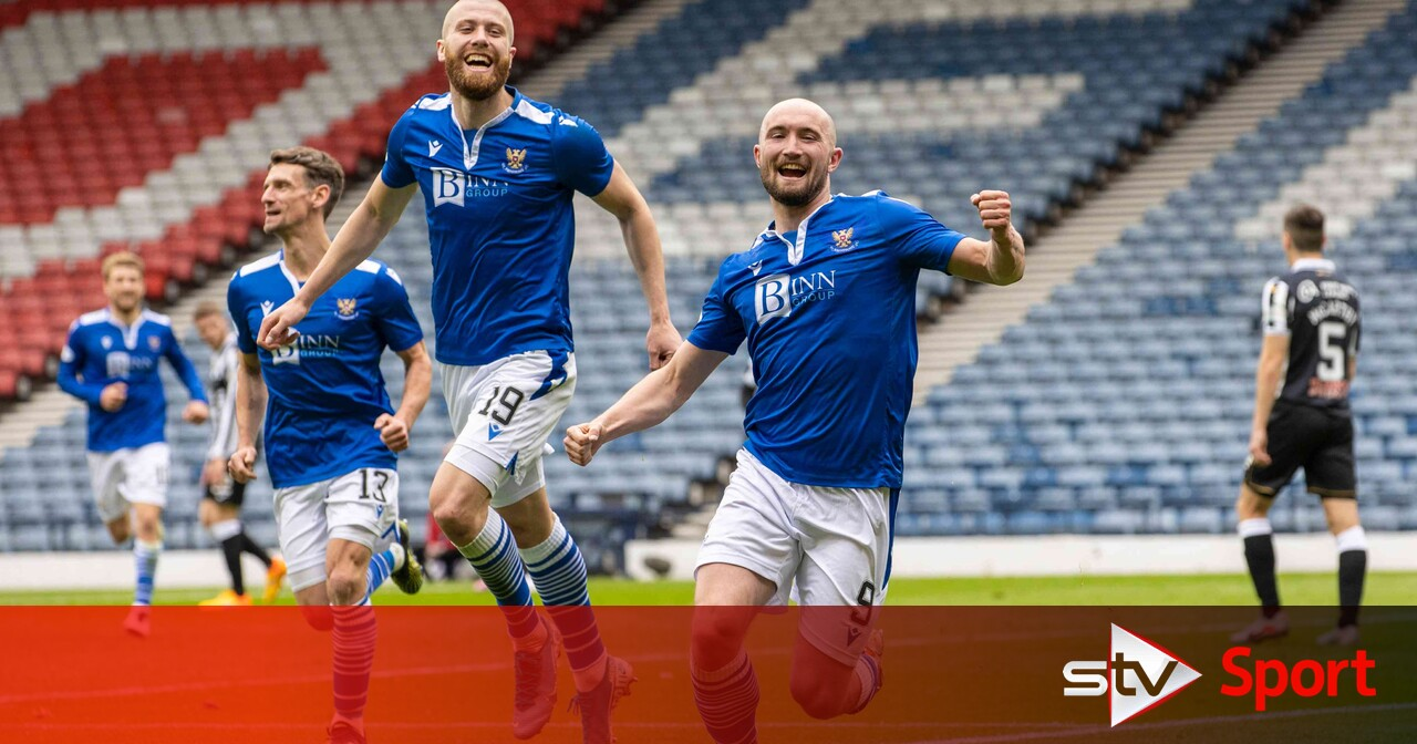 St Johnstone reach Scottish Cup final with 2-1 win over St Mirren