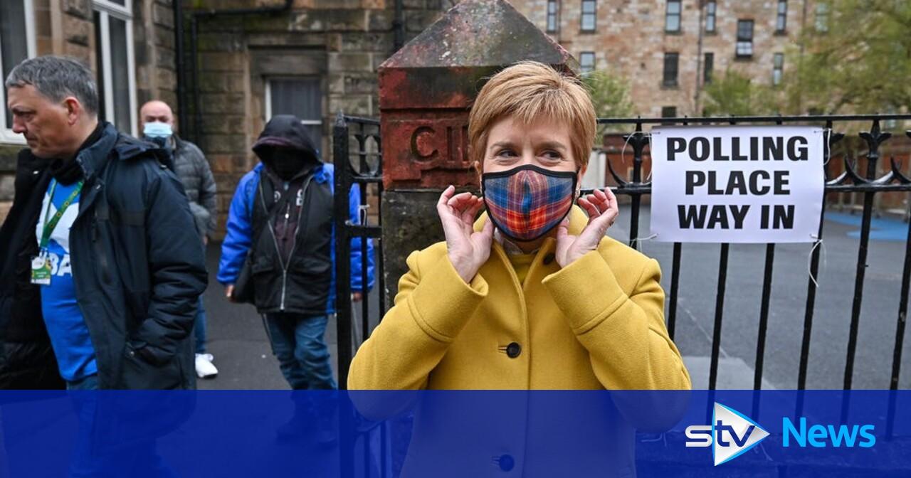 Sturgeon calls ex-Britain First deputy 'racist' in clash