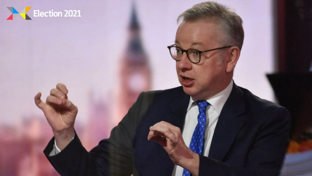 Indyref2: Michael Gove told SNP leader Nicola Sturgeon to instead 'concentrate' on the UK's Covid recovery.