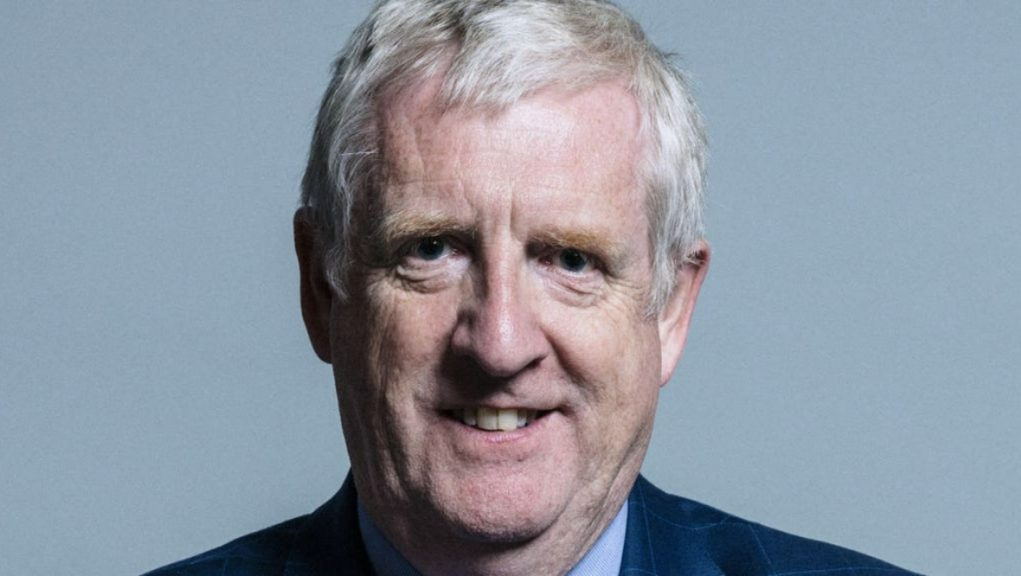 SNP: Douglas Chapman said on Twitter he had resigned 'with immediate effect'.