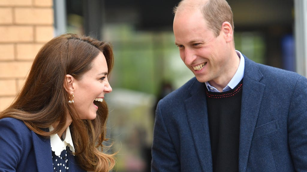 William will begin the seven-day visit on Friday, with Kate joining him from Monday.