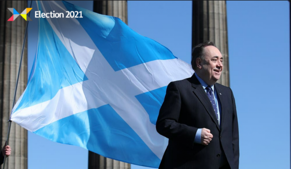 Salmond: Calling for an Independent Scotland to start with 'no national debt'.