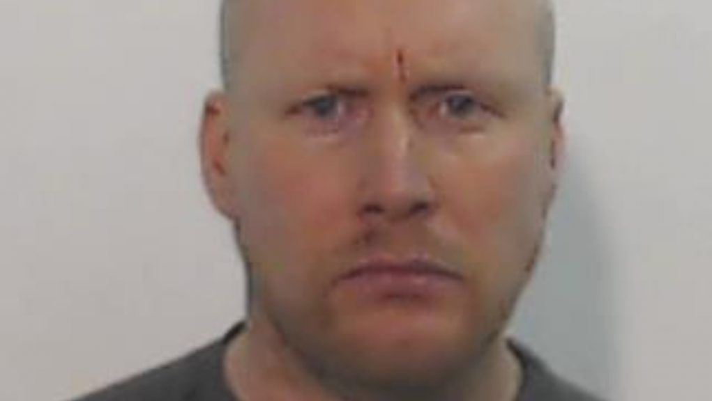 Jailed: Garry Roughley attacked pensioner in her own home.