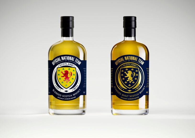 A celebratory whisky will be cracked open to celebrate Scotland's return to the Euros.