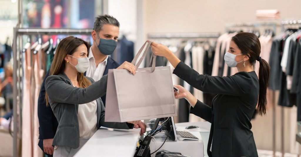 The Scottish Government relaxed coronavirus restrictions to expand the definition of non-essential retail at the beginning of April.