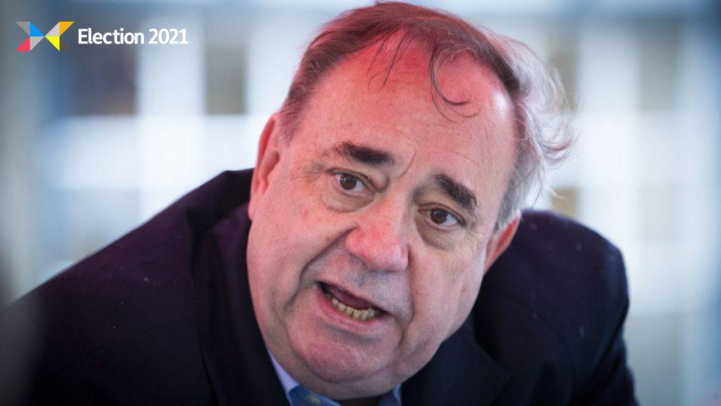 Alba Party: Alex Salmond said 'online warriors' are a problem in politics.