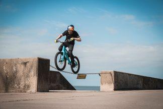 Stunt biker Danny MacAskill releases new tricks video to inspire next generation.