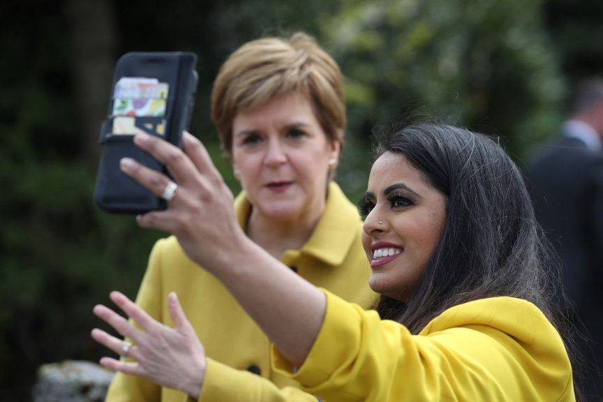 MP: Anum Qaisar-Javed elected in Airdrie and Shotts constituency.