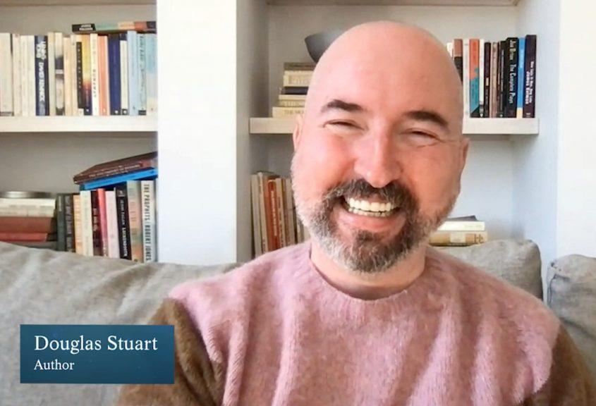 Douglas Stuart's debut novel picks up another literary award.