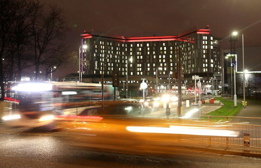 Queen Elizabeth University Hospital in Glasgow has recorded the most coronavirus deaths in Scotland.