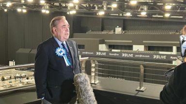 Alex Salmond, Holyrood count.