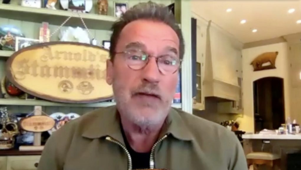 Schwarzenegger: Actor and former politician will come to Glasgow for COP26.