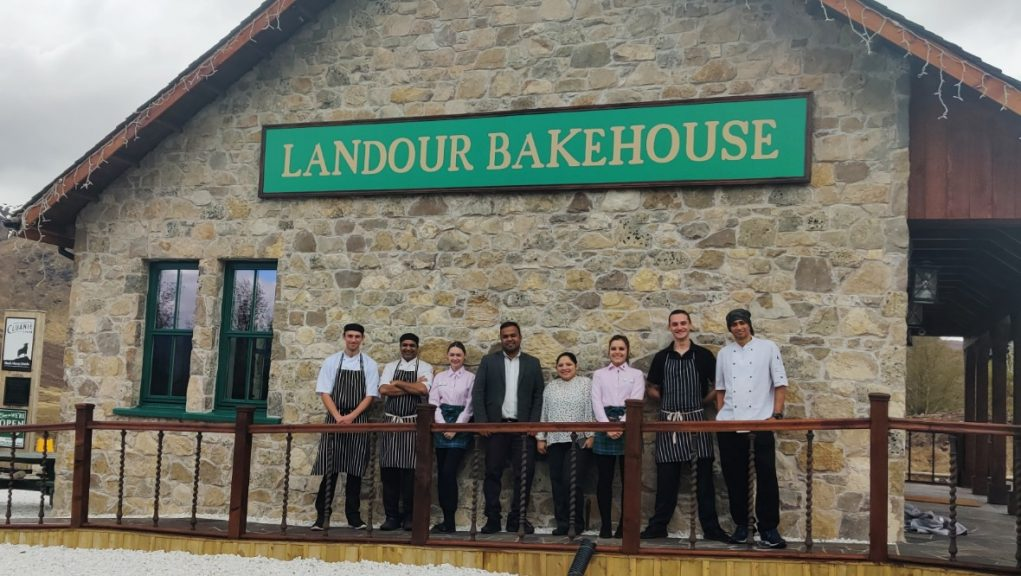 Landour: The bakery will serve homemade cakes, pastries and sandwiches from recipes dating back to the 1890s.