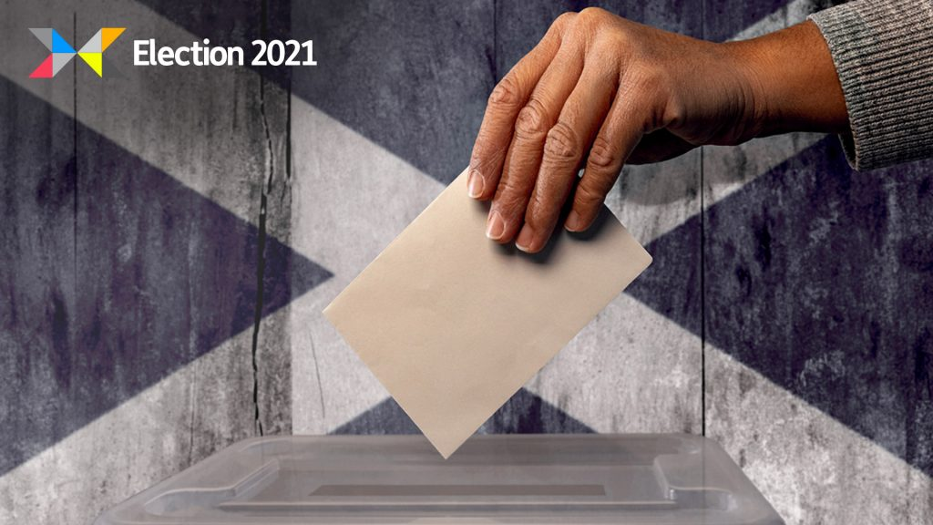 Voters in Scotland go to the polls on Thursday.