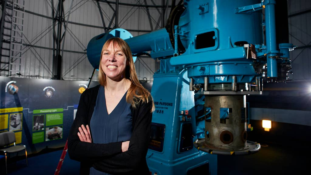 Professor Catherine Heymans has been appointed as Astronomer Royal for Scotland