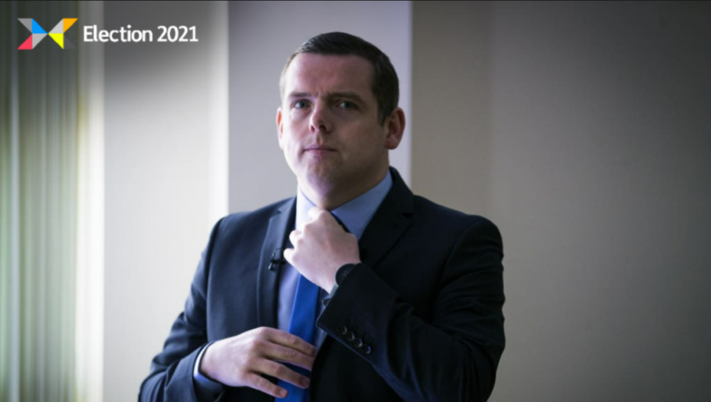 Douglas Ross: Calling on social media companies to tackle abuse.