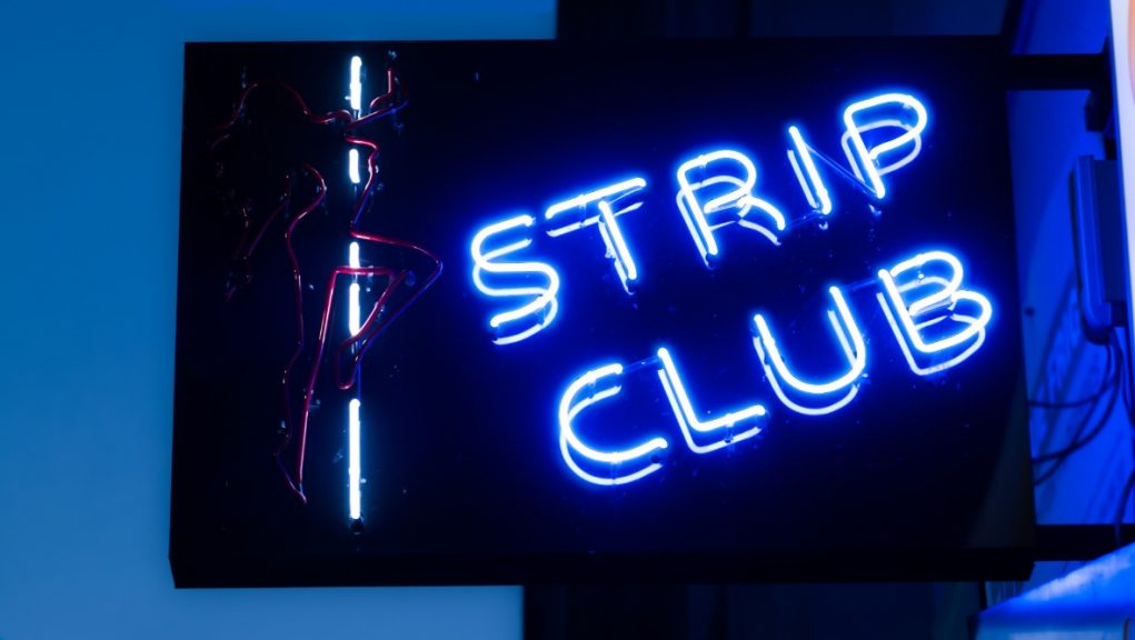 Lap dancing: Angus Council will enforce a 'zero-presumption' rule.