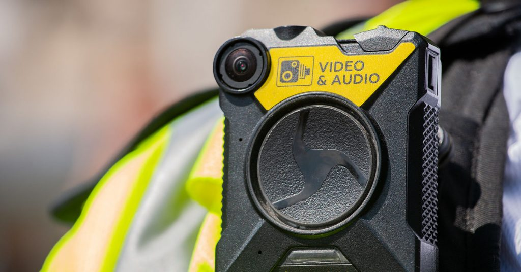 Police Scotland is the only force in the UK not to supply body-worn video to armed police.