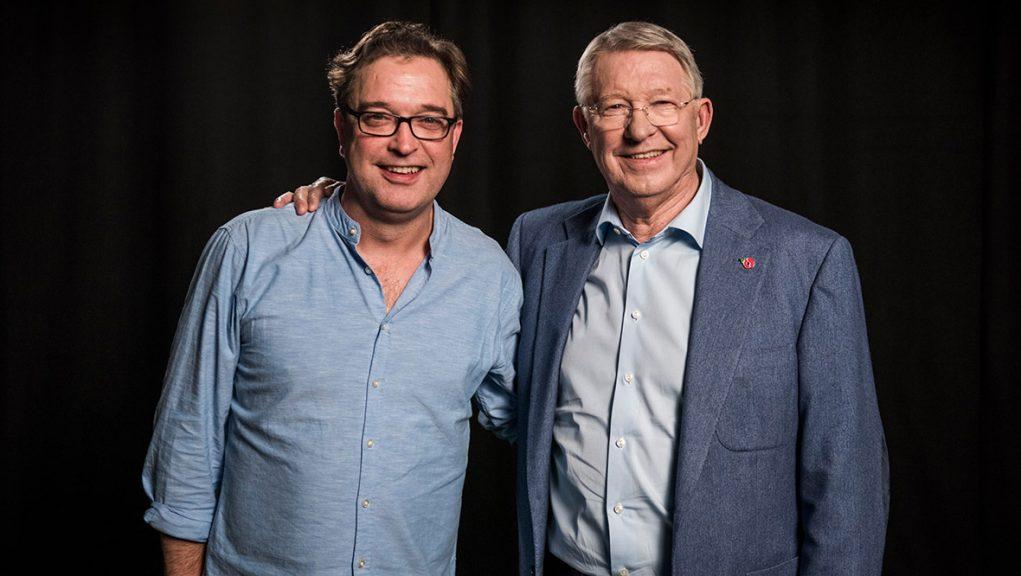 Jason Ferguson has directed a film about his father Sir Alex Ferguson.