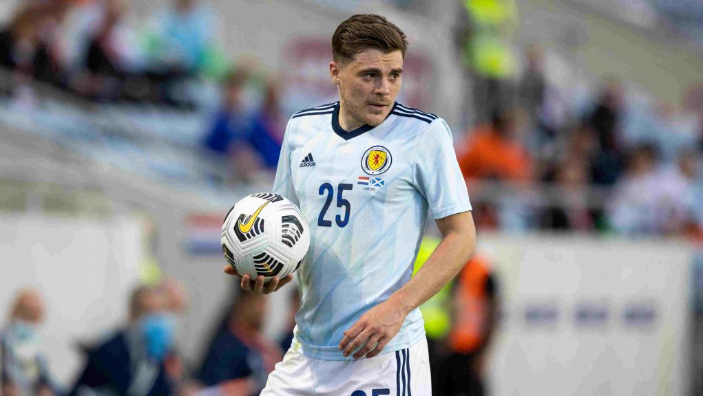 Forrest is aiming to earn a Euro 2020 starting spot.