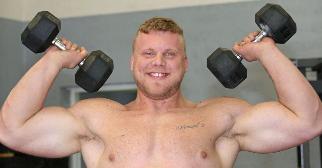 Tom Stoltman is the first Scot to win the World's Strongest Man title.