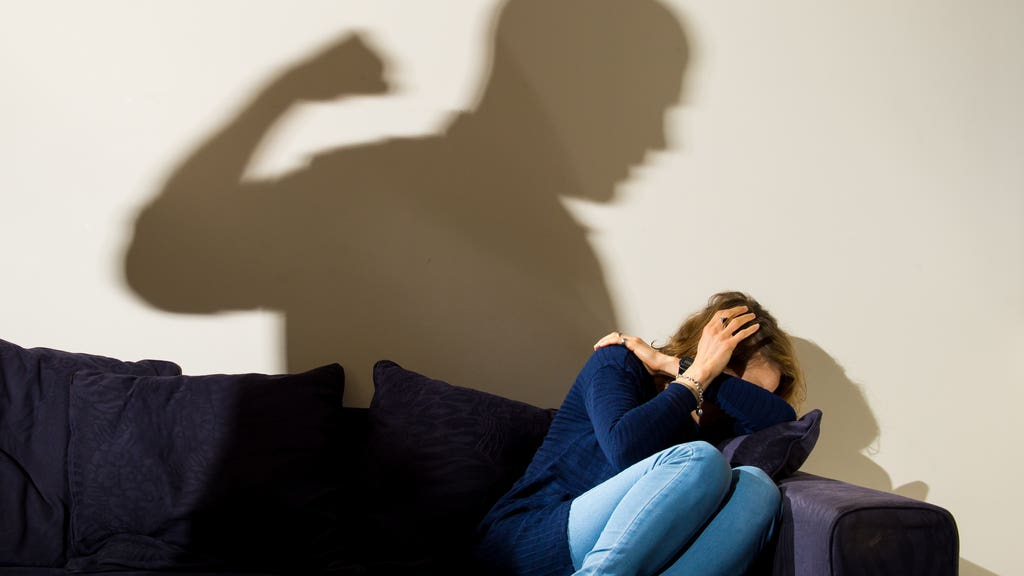 Domestic abuse figures have risen for the fourth year in a row.