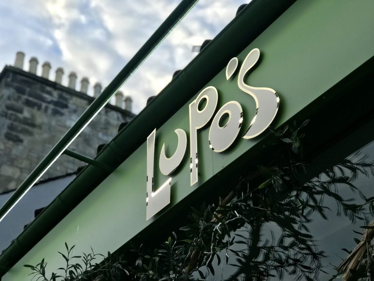 Restaurant row: Lupo's say they do not foster a nightclub atmosphere.