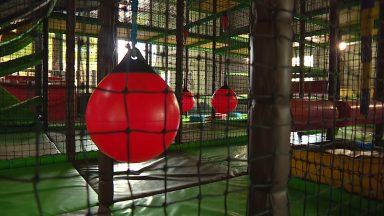A soft play centre
