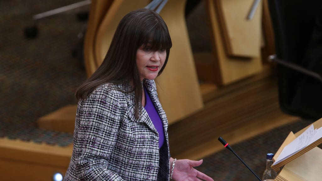 """Her comments came after Labour's Monica Lennon raised the issue in Holyrood, urging ministers to """"find the compassion and the courage to do the right thing""""."""