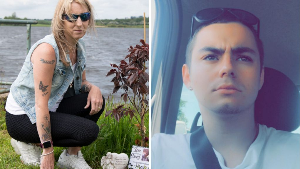 Keivan Ulhaq's mum Sheena Ulhaq wants to prevent anyone else going through the tragic events of June 20 last year.