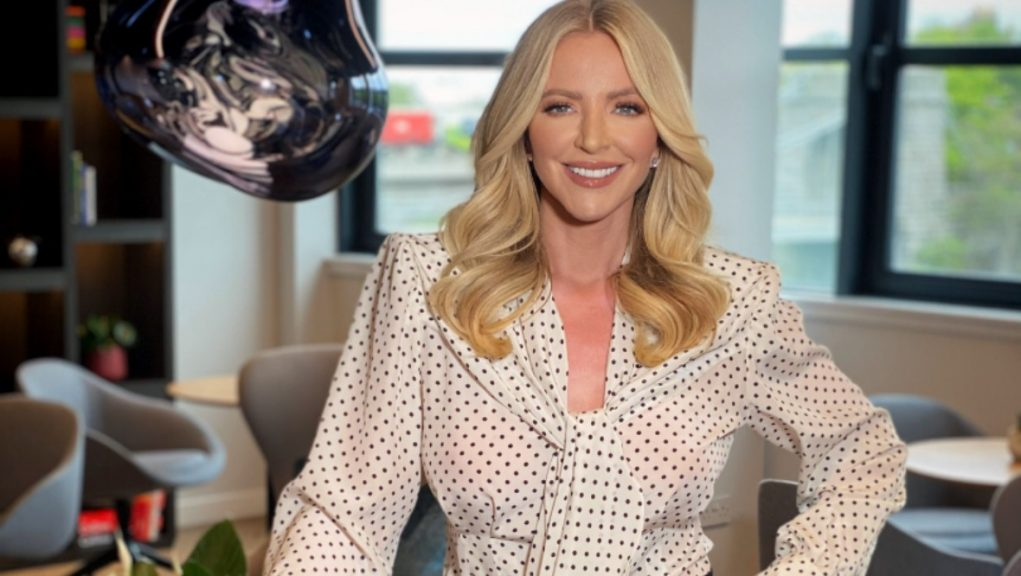Neospace: Michelle Mone and husband Doug Barrowman are to invest £18m in a new workspace concept.
